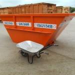 7m³ Container Mulde