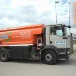 Tankfahrzeug Heizöl und Diesel Eichstätt