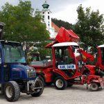 Hausmeisterservice Traktoren