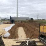 Baustelle Tankstelle Eichstaett