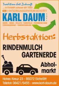 Rindenmulch-Gartenerde