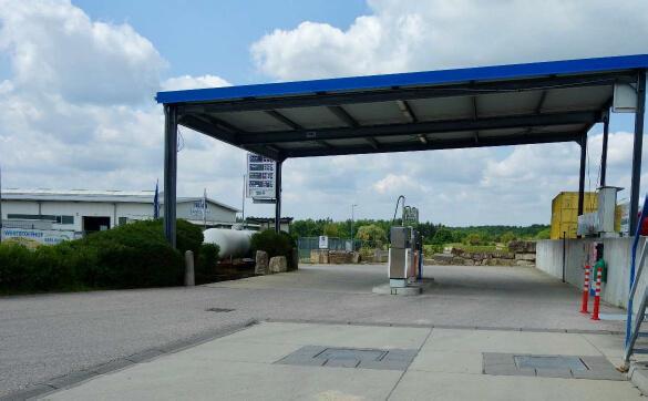 Tankstelle Wintershof